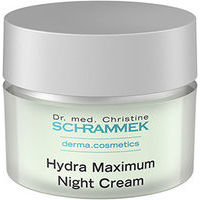 Ch.Schrammek Hydra Maximum Night Cream - Mitrinošs nakts krēms, 50ml