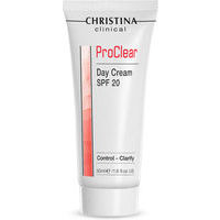 Christina Clinical ProClear Day Cream SPF 20 Control Clarify - Dienas krēms-kontrole ar SPF 20, 50ml