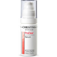Christina Clinical ProClear Serum Protect Hydrate - Mitrinošs aizsargājošs serums, 30ml