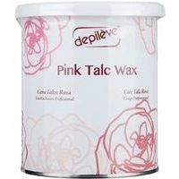 Depileve Pink Talc Wax - Rozā vasks ar talku, 750ml