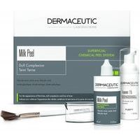 Dermaceutic Milk Peel - glikolskābes, pienskābes, salicilskābes pīlings, pH1.9 (6ml / 30ml / kit)
