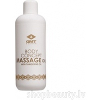 GMT Beauty Massage Oil with tangerine oil - Mandarīnu masāžas eļļa, 500ml