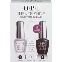 Infinite Shine Duo Pack  basecoat + topcoat (2x15 ml)
