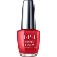 OPI Infinite Shine nail polish - ilgnoturīga nagu laka (15ml) -color Big Apple Red (LN25)