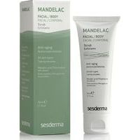 Sesderma Mandelac Scrub Face And Body - Skrubis, 50 ml