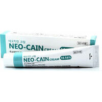 Anesthetic Cream Neo-Cain Lidocaine 10.56% (30gr / 500gr) - Anestēzijas krēms