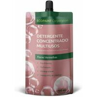 CONCENTRATED MULTIPURPOSE DETERGENT 180ml - Concentrated liquid detergent indicated for cleaning hard surfaces