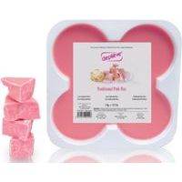 Depilève Tradition Rose wax - Rožu vasks, 1kg