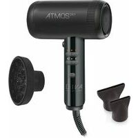 Diva Hair Dryers Atmos Dry black - ULTRA Light and ULTRA Powerful and they dry ULTRA Fast.