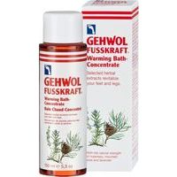 Gehwol Fusskraft Warming Bath Concentrate 150ml - Sildošs pēdu vannas koncentrāts - 150 ml