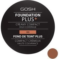 Gosh Foundation Plus + Creamy Compact High Coverage
