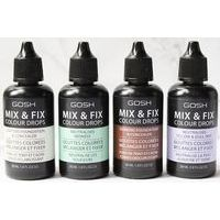 Gosh Mix & Fix Colour Drops, 30ml