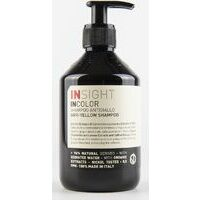 Insight Incolor Anti-Yellow Shampoo (400ml / 900ml)