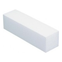 LCN Buffer and Polish Block, white - Pulejamais  bloks nagiem, balts 100/100, iepak.6gb