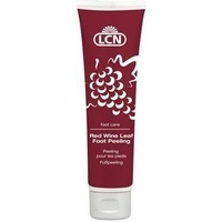 LCN Red Wine, Leaf Foot Peeling, 100 ml - Pīlings kājām ar vīnogu lapu ekstraktu 100ml