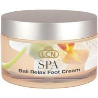 LCN SPA Bali Relax Foot Cream - SPA Bali Krēms kājām, 100ml