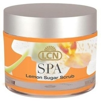 LCN SPA Lemon Sugar Scrub, (50ml, 200ml)  - Skrubis rokām
