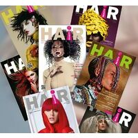 Magazine HAIR & BEAUTY profesionāļiem