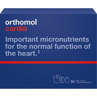 Orthomol Cardio Powder N30