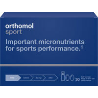 Orthomol Sport (N7 / N30) - Important micronutrients for good performance in sports