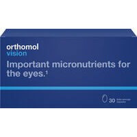 Orthomol Vision Caps N30 - Important nutrients for your eyes