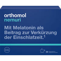 Ortomol Nemuri N30 - For your evening relaxation