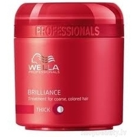 Wella Professionals Brilliance Coarse Treatment, 150ml
