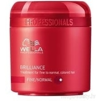 Wella Professionals Brilliance Fine Treatment, 150ml