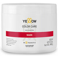 Yellow Color Care Mask - maska krāsotiem matiem (500ml / 1000ml)