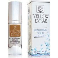 Yellow Rose Hyaluronic Serum - Serums ar Hialuronskābi un Oligopeptīdiem, 30ml